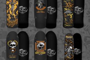 4th Colorway - Bones Brigade Decks