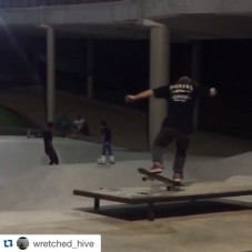 A little street CAB footage from the other night skating with @jason_atr at a skatepark outside of Kuala Lumpur, Malaysia ... The locals were stoked for us to skate with them that night