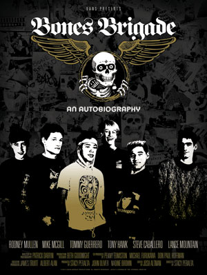 Bones Brigade Poster