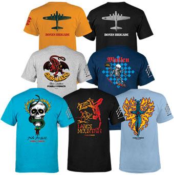 Brigade clothing store