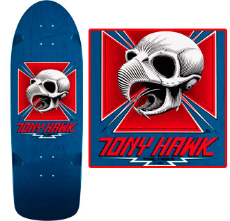 The Tony Hawk!